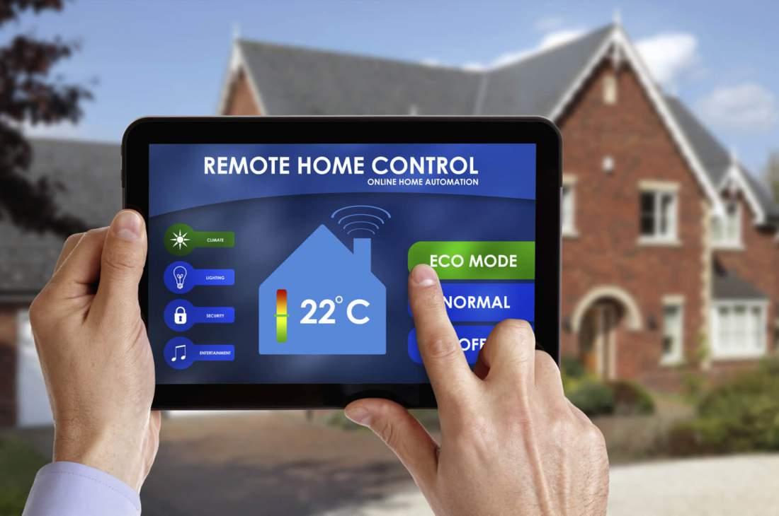 کنترل سیستم سرمایش گرمایش هوشمند