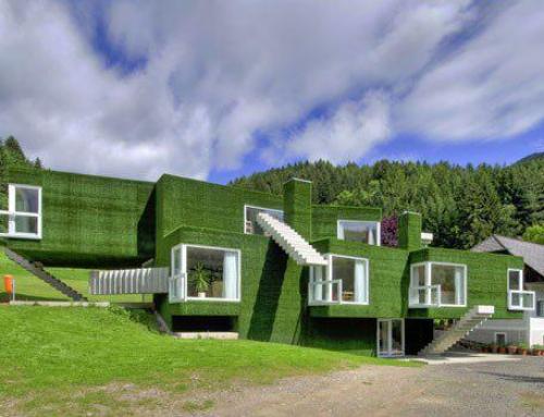 معماری سبز در خانه هوشمند