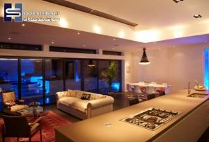 طراحی روشنایی خانه هوشمند
