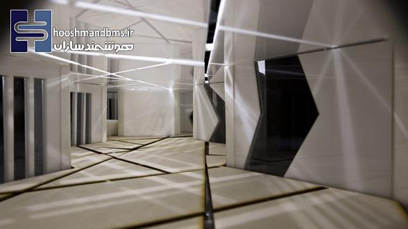 طراحی روشنایی خانه هوشمند آلفا