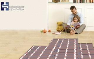 گرمایش از کف خانه هوشمند آلفا ـ