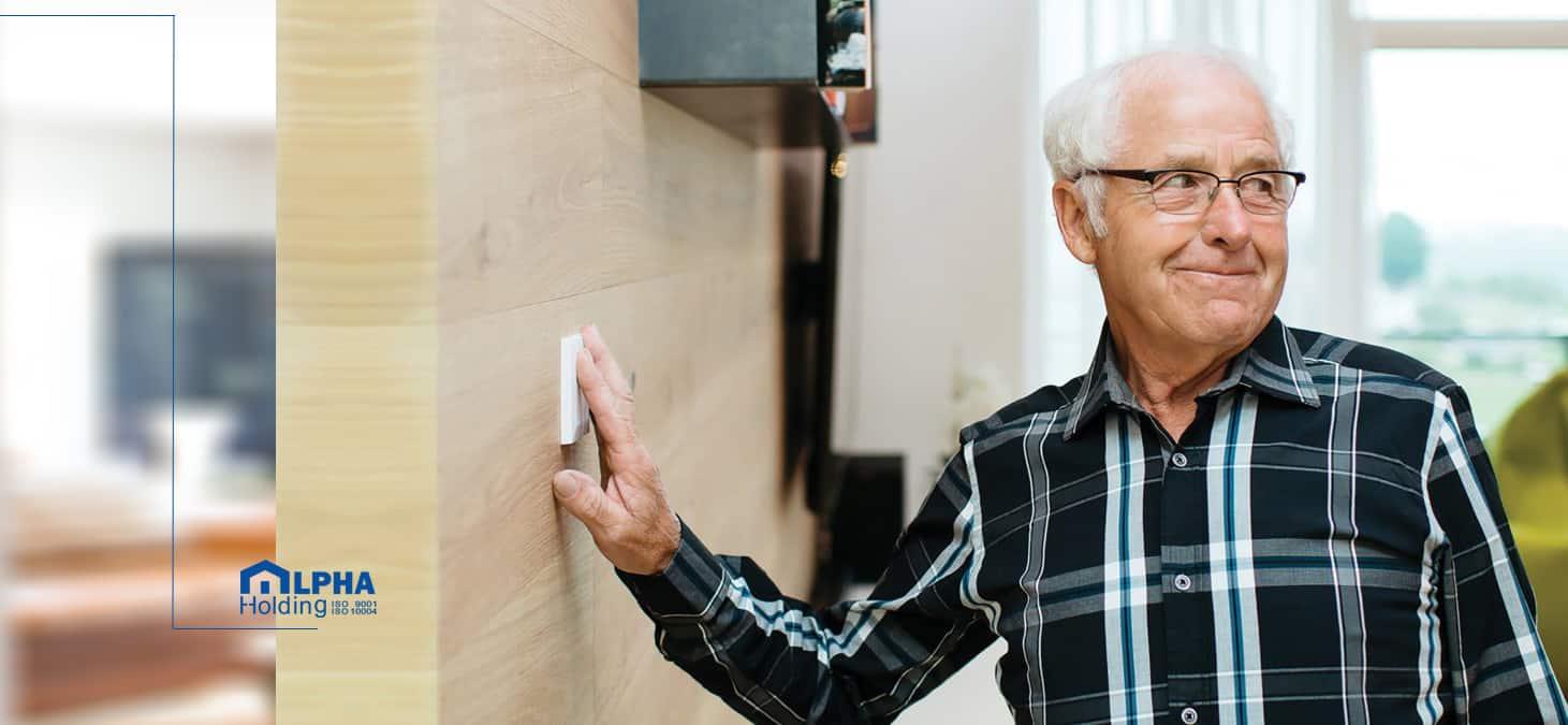 تکنولوژی خانه هوشمند و سالمندان