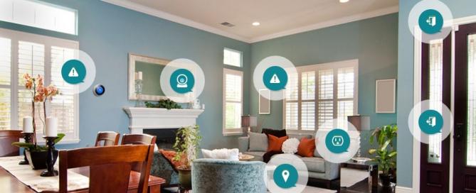 تجهیزات هوشمندسازی در خانه هوشمند