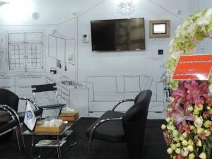 خانه هوشمند نمایشگاه (2)