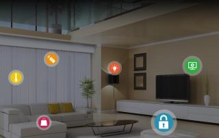 تکنولوژی در خانه هوشمند