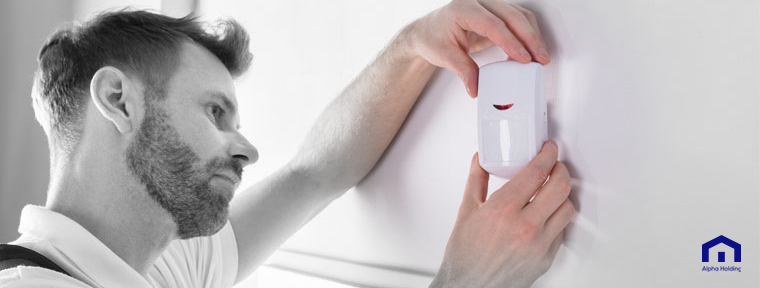 سنسور حرکتی( سنسور روشنایی و دزدگیر در خانه هوشمند)