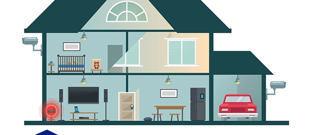 مصرف انرژی در خانه هوشمند