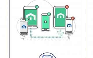 کنترل از راه دور با استفاده از دیوایس های کنترلی مختلف در خانه هوشمند