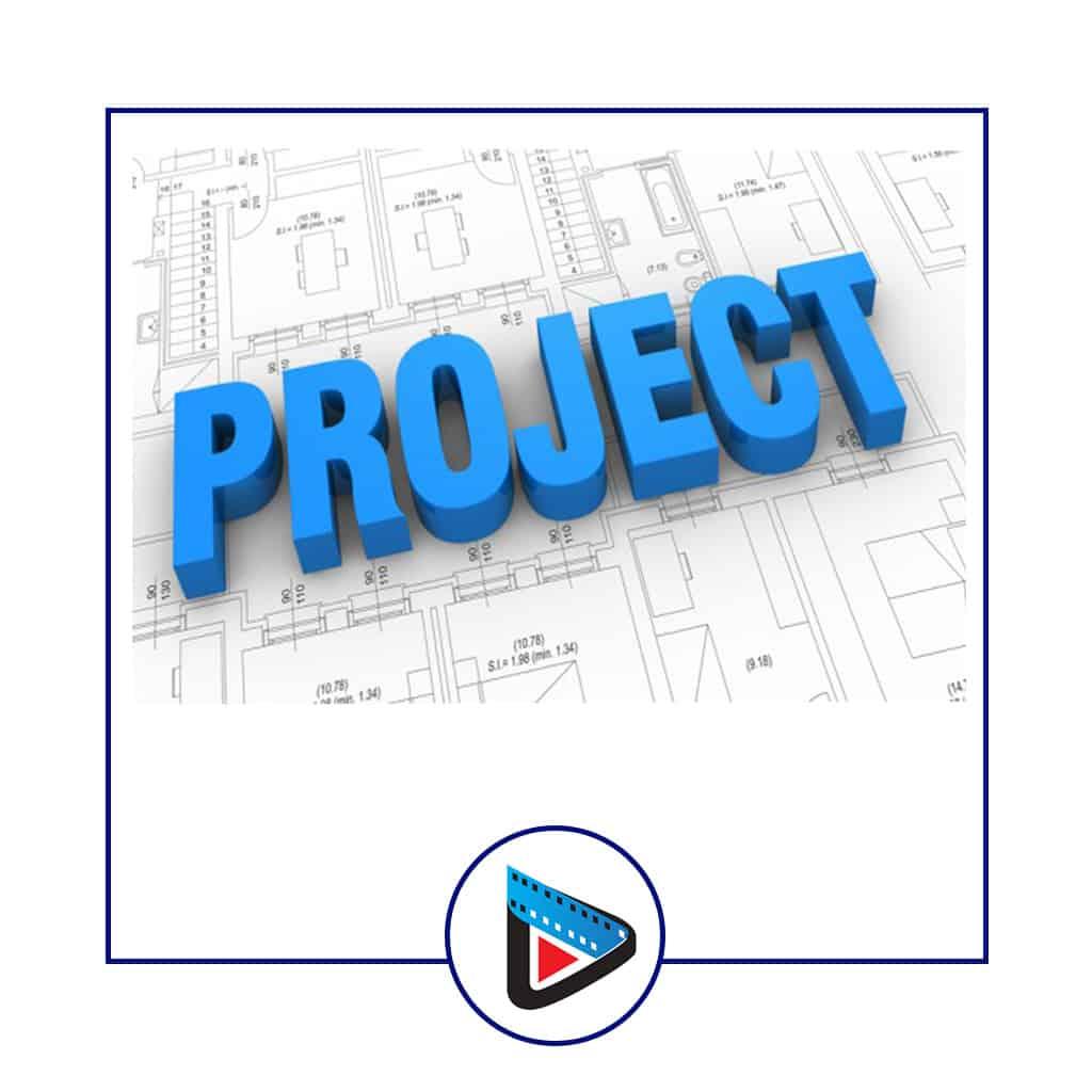 پروژه خانه مدرن با هوشمند سازی ساختمان