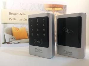 کنترل دسترسی در خانه هوشمند آلفا