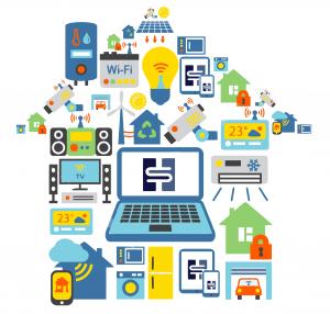 مدیریت در زیر ساخت های انرژی در خانه هوشمند