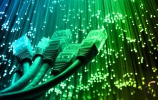 کابل شبکه در خانه هوشمند