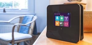 شبکه وایرلس در خانه هوشمند