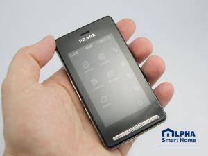 تکنولوژی لمسی در خانه هوشمند