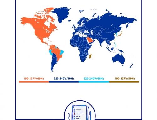 از  استاندارد برق ساختمان چه می دانید؟ مرجع کامل استاندارد برق کشورهای مختلف