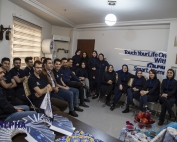 جشن پایان سال خانه هوشمند آلفا