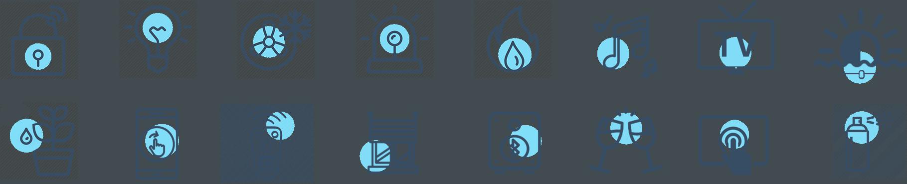 icon smart home