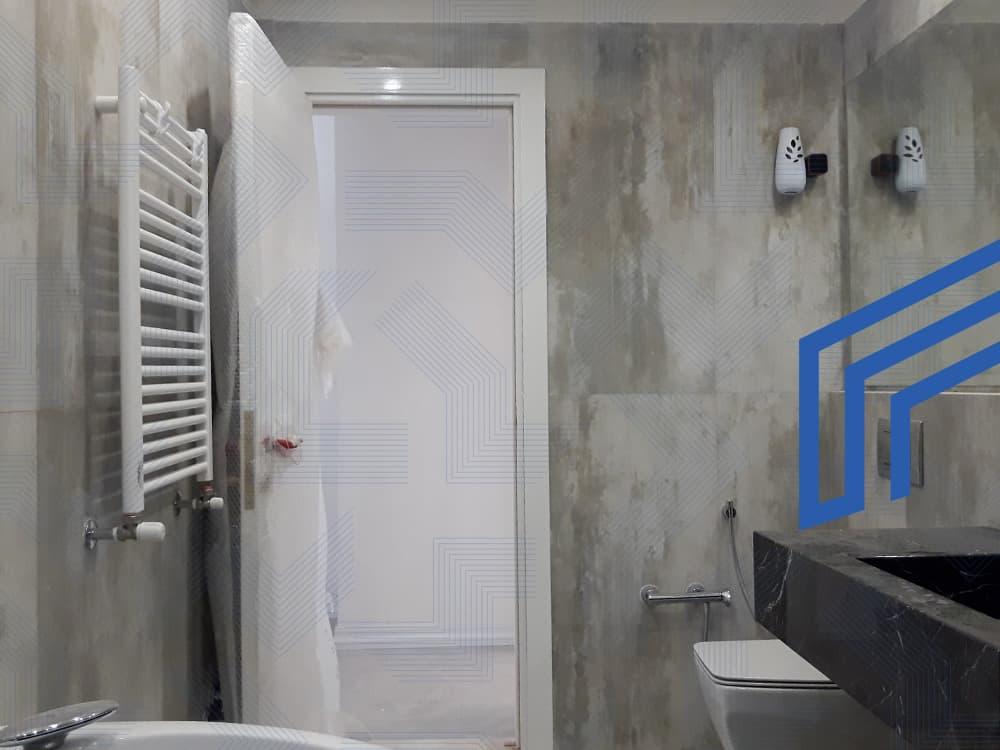 حمام و سرویس بهداشتی هوشمند را در این پروژه ببینید!