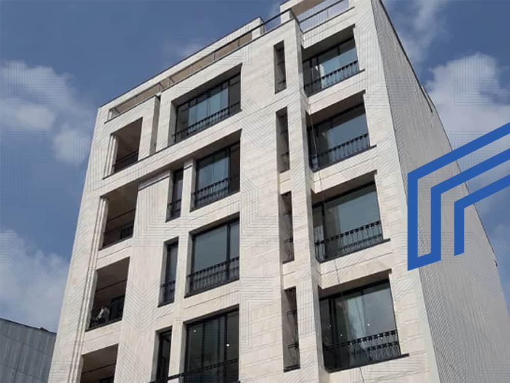 پروژه هوشمند مسکونی آقایان حسنی و احمدی- گلسار 102