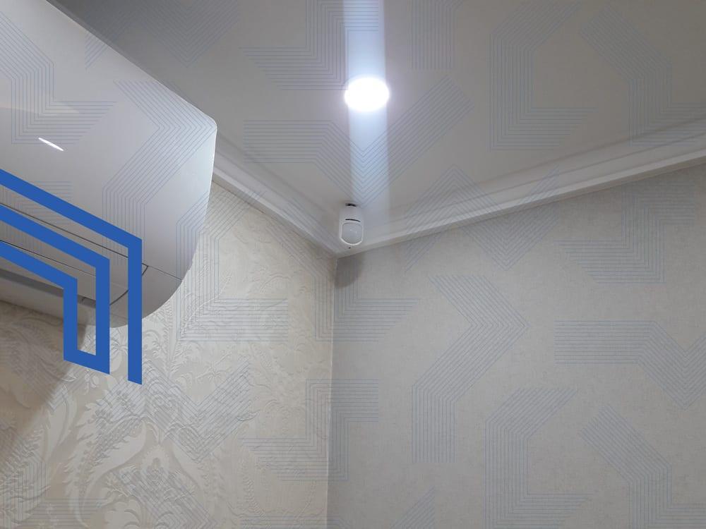 پروژه خانه هوشمند برند آلفا- کارفرما آقای مقصودی