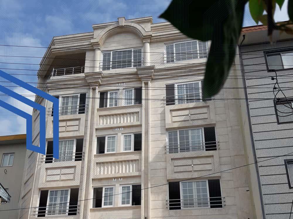 نمونه پروژه خانه هوشمند آلفا در رشت منظریه