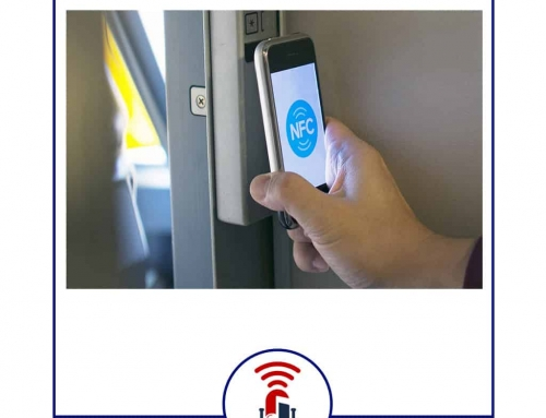 nfc چیست؟ چرا استفاده از NFC در خانه های هوشمند رواج پیدا کرده است؟