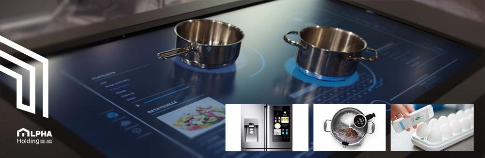 لوازم هوشمند آشپزخانه