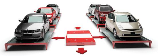 آیا سیستم هوشمند پارکینگ نیز دارای انواع مختلفی است؟
