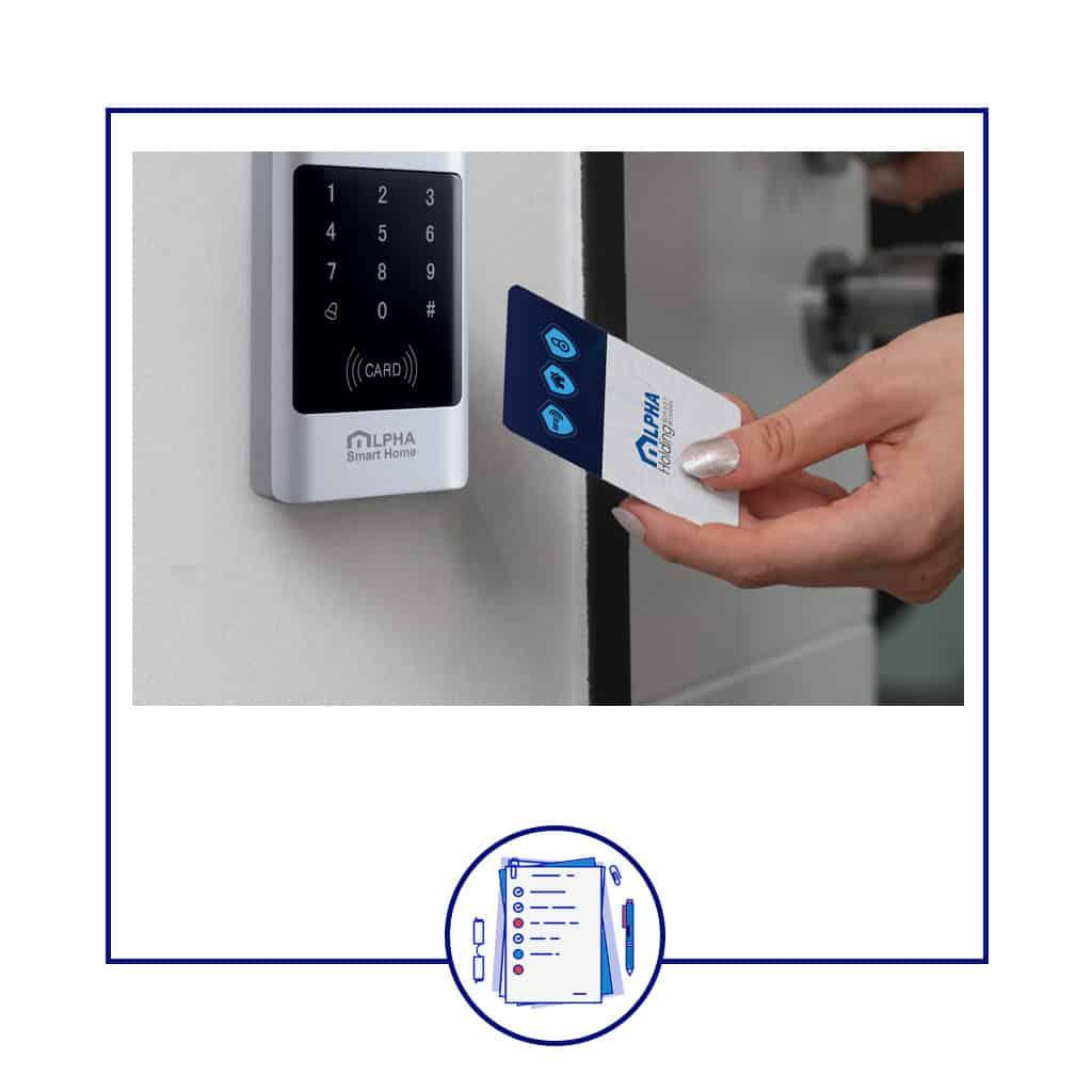 انواع قفل هوشمند و قفل های ضد سرقت